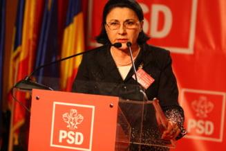 Ecaterina Andronescu nu mai candideaza in colegiul din sectorul 5