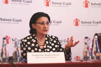 Ecaterina Andronescu propune patru tipuri de Bacalaureat