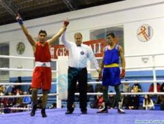"""Echiap de box de la CSM Calarasi, cea mai buna din cadrul Turneului International """"Centura Transilvaniei"""""""