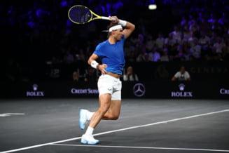 """Echipa Europei, cu Nadal si Federer in prim plan, conduce """"Restul Lumii"""" in Laver Cup"""