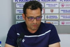 Echipa Gaz Metan Medias are un nou antrenor. Le-a pregatit in trecut pe FCSB si Dinamo