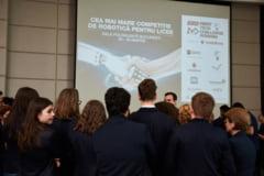 Echipa Kode Sword de la CNVA, la cea mai ampla competitie de robotica din Romania