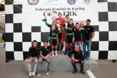 Echipa Real Racing a terminat prima etapa a sezonului cu toti pilotii pe podium