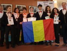 Echipa Romaniei a cucerit sapte medalii la Olimpiada Internationala de Astronomie