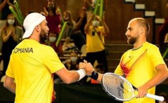 Echipa de Cupa Davis a României, la un pas de revenirea în elită. Care a fost ghinionul tricolorilor după victoria cu Portugalia