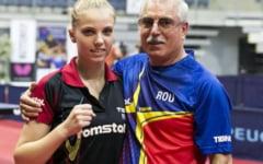 """Echipa de aur a tenisului de masa romanesc. Adina Diaconu: """"Poate le va fi si chinezilor frica de noi"""""""