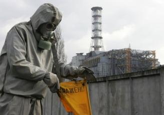 Echipa de experti de la Cernobil sustine ca se inregistreaza o crestere record a activitatii nucleare in limite de siguranta