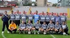 Echipa de fotbal a IJPF Satu Mare - locul III la Campionatul MAI
