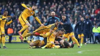 Echipa lui Florin Andone, calificare dramatica la penaltiuri in semifinalele Cupei Angliei. In minutul 88, era condusa cu 2-0