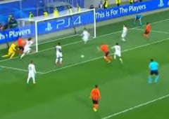 Echipa lui Lucescu, ratari incredibile in Liga Campionilor - 6 ocazii in 15 secunde (Video)