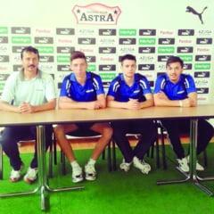 Echipa masculina CSM Iasi a promovat in Divizia B la tenis de masa