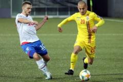 """Echipa probabila a Romaniei contra Norvegiei: Ianis Hagi dispare din primul """"11"""""""