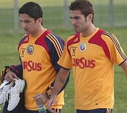 Echipa probabila a Romaniei pentru meciul cu Bosnia