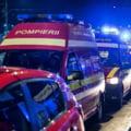 Echipaj SMURD agresat de un bărbat beat din Târgu Mureș. Ambulanța, avariată