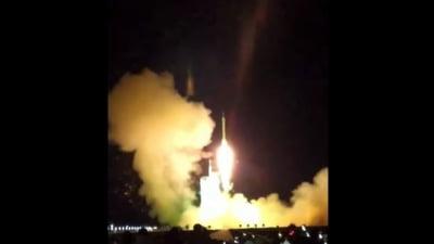 Echipajul navei Shenzhou-13 va avea o misiune cu durată record, după andocarea cu succes pe stația spațială chineză VIDEO