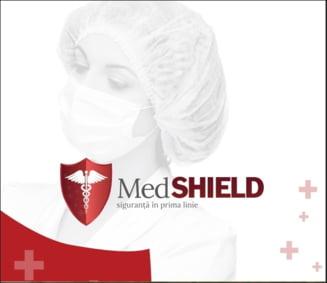 "Echipamente Medicale ""Made in Romania"": MedSHIELD produce in Piatra Neamt halate si combinezoane medicale"
