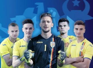 Echipe uriase din Europa, cu ochii pe meciul nationalei de tineret a Romaniei: Pentru ce jucatori au venit