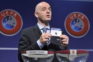 Echipele romanesti afla astazi cu cine vor juca in Europa - Lista completa a adversarilor posibili