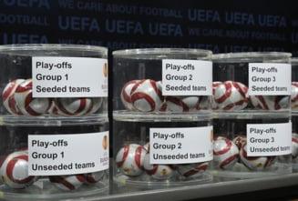 Echipele romanesti si-au aflat adversarii din Europa League