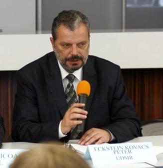 Eckstein Kovacs: Nici daca i se ofera coroana Romaniei, UDMR nu trebuie sa puna botul la niste lucruri necurate Interviu