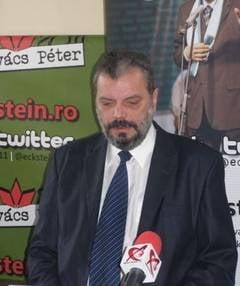 Eckstein Kovacs: UDMR poate sa tina acum pistolul la tampla PDL