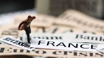 Economia Frantei a intrat in recesiune - a doua oara in patru ani