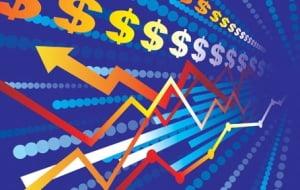 Economia SUA a crescut in T4 in cel mai intens ritm din ultimii patru ani