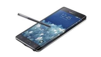 Ecranele curbate, inovatia cu care Samsung spera sa recastige piata smartphone
