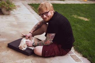 Ed Sheeran va sustine primul concert in Romania