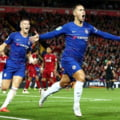Eden Hazard a reusit (probabil) golul anului contra lui Liverpool (Video)