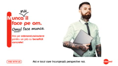 Edenred Romania lanseaza noua campanie de employer branding, cu promisiunea Vibe with us!, si un site de Cariere cu toate pozitiile deschise in companie