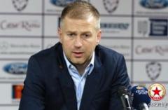 """Edi Iordanescu, speriat de """"ultrasii"""" bulgari? Care ar fi motivul real al demisiei de la TSKA"""