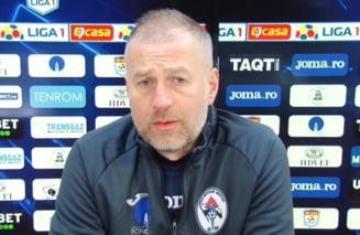 Edi Iordanescu isi anunta plecarea de la Medias