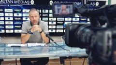 """Edi Iordanescu isi ataca dur sefii de la Medias: """"Mi s-a spus ca nu sunt bani"""""""