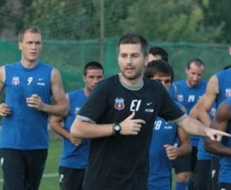 Edi Iordanescu revolutioneaza Steaua. Vezi echipa probabila pentru meciul de Cupa