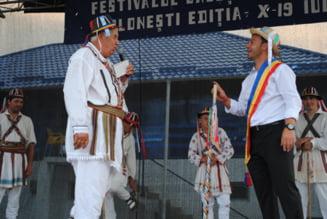 """Editia jubiliara a Festivalului """"Ilie Martin"""", o reusita pentru edilul din Colonesti"""