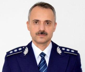Eduard Miritescu e noul sef interimar al Politiei Romane