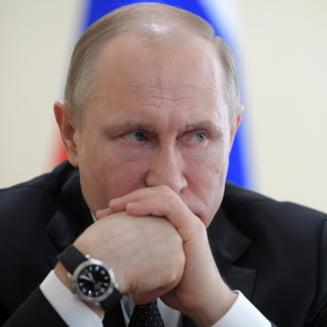 Efecte asupra lui Vladimir Putin dupa decizia expulzarii spionilor rusi de catre SUA si UE