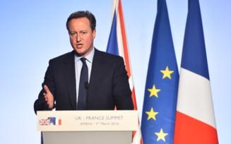 Efectele Panama Papers: Mii de britanici cer in strada demisia lui David Cameron