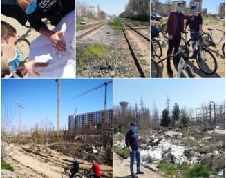 Efectele haosului urbanistic din Bucuresti. Primarul Sectorului 6 despre cat de grea este amenajarea unei zone de promenada pe Strada Liniei