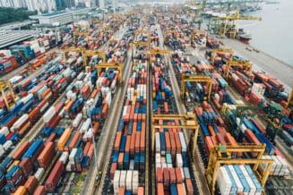 Efectul Brexit: Exporturile britanice de alimente si bauturi catre UE aproape s-au injumatatit in primul trimestru din 2021