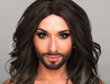 Efectul Conchita Wurst: O vedeta sexy de la noi si-a pus barba (Foto)