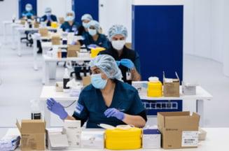 Efectul vaccinarii in Anglia: Pentru prima data in ultimele zece luni nu a fost raportat niciun nou deces asociat cu COVID-19