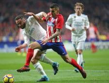 Egal in marele derbi Atletico - Real Madrid. Avantaj FC Barcelona