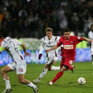 Egal spectaculos intre Dinamo si Rapid