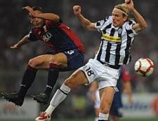 Egal spectaculos intre Genoa si Juventus (Video)