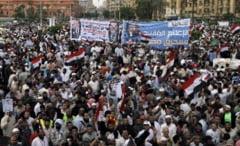 Egipt: Arestari in masa, dupa violentele de la Ministerul Apararii
