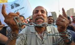 Egipt: Condamnari la moarte pentru 529 de sustinatori ai fostului presedinte