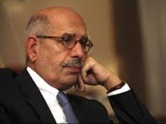 """Egipt: ElBaradei, judecat pentru """"tradarea increderii"""""""