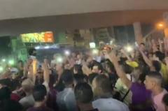 Egiptenii au iesit in strada sa ceara demisia presedintelui el-Sisi: Mai multi protestatari au fost arestati (Video)